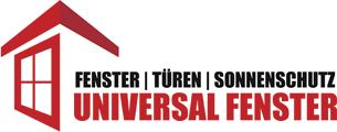 Universal Fenster Service & Sonnenschutz - Logo